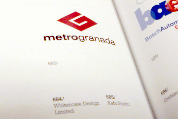 Index Book, Basic Logos - Metro de Granada